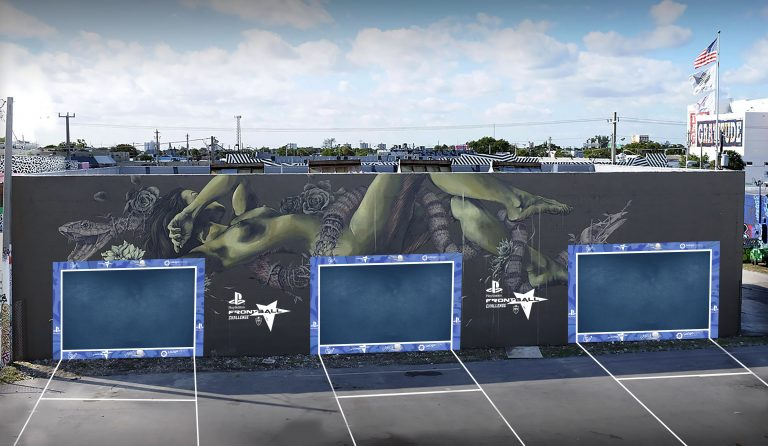Implantación de canchas de juego en las ciudades para el ocio/recreación.