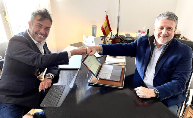 Acuerdo entre FEPelota y el Grupo Gugo Media